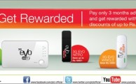 PTCL Offers Rs. 1,000 Discount for Existing EVO and Nitro Customers