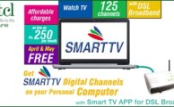 PTCL Introduces Smart TV PC Application for DSL Broadband Customers