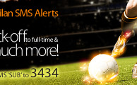 Ufone Launches Inter Milan Football SMS Alerts