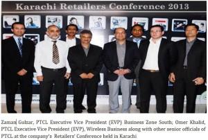 PTCL Retailers