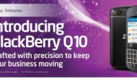 Mobilink Introduces the New BlackBerry® Q10 to Pakistan