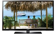 "Samsung Offers 43"" Plasma TV at an Incredible Price"