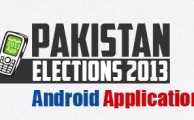 Warid and Suave Solutions Launched Pakistan Elections 2013 Android App