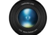 Samsung Announces the Slimmest and Smallest Fisheye Lens for NX System