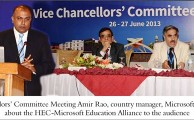 Microsoft and HEC Commemorate a Milestone in Promoting Technological Education