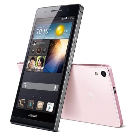 Huawei-Ascend-P6-ultra-slim-smartphone