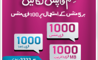Telenor Talkshawk Launches SIM Lagao Offer
