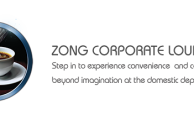 Zong Launches Corporate Airport Lounges Service