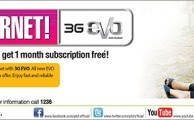 Enjoy Free Internet for 1 Month on New Purchase of PTCL 3G EVO