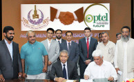 PTCL Inks Cloud Computing Agreement with AIOU