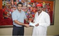Warid Telecom and Edhi Foundation Arrange Iftar for Underprivileged