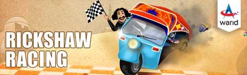 warid-rickshaw-racing-app