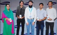 Samsung Announces Galaxy Young Winners