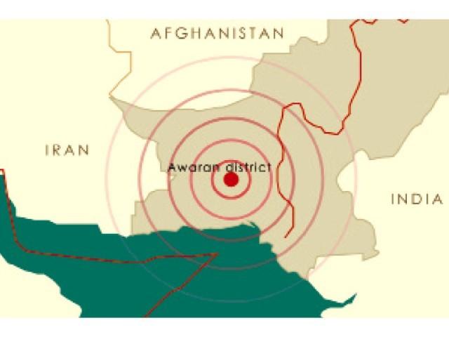 BaluchistanMap