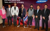 JoSH Joins the Galaxy of Stars with Samsung