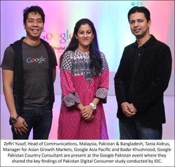 Google Pakistan Digital Media Consumer