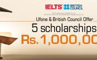 Ufone Brings British Council Scholarship Programme