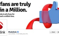 Mobilink becomes the World's Fastest Growing Brand on Facebook