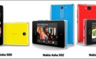Nokia in Partnership with Telenor Introduces the Nokia Asha 500, 502 and 503