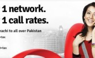 Mobilink Launches Karachi Monthly Offer