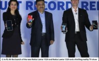 Nokia Launches Lumia 1320 & 1520 with Launch of Adventurous Travel Show in Pakistan