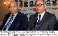 Zong to Sponsor National T20 Cup 2014