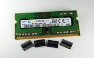Samsung Mass Producing Industry's Most Advanced 4 GB DDR3 with 20 Nanometer Process Technology