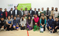 PTCL holds Squash Tournament for Employees