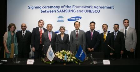Samsung-UNESCO