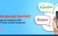 Warid Launches Language Learner Service
