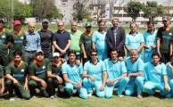 PTCL Inter-Media Cricket Tournament Continues in Full Swing