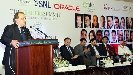 PTCL-Leadership_summit_2014