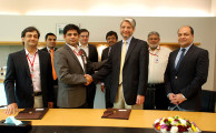PTCL Signs TCS as Logistics Partner