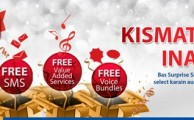 Warid Introduces Surprise Bonus Offer