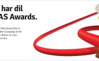 Mobilink PAS Award