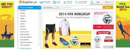 Kaymu World Cup