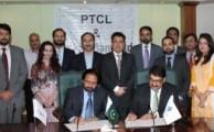 MoU PTCL-Askari Bank