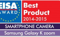 Galaxy K zoom-EISA Award