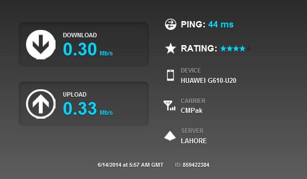 Zong 3G