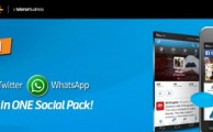 Enjoy Free Facebook, Twitter and WhatsApp with Telenor Social Pack