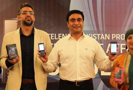 Telenor 3G Handsets
