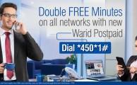 Warid_Postpaid-Double_Mins_Offer