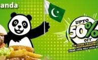 Foodpanda-Azadi