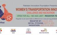 Women's Transportation Hackathon