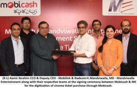Mobicash & Mandviwalla Entertainment