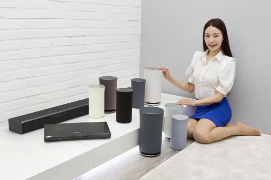 Soundbar-Samsung