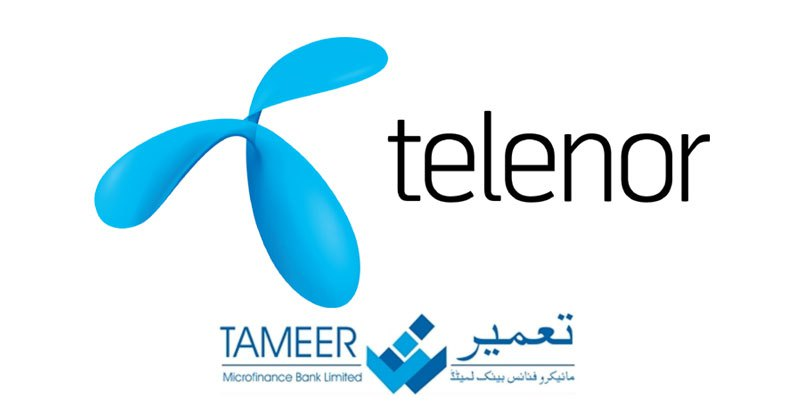 Telenor-Tameer-Bank