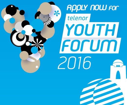 Telenor Youth Forum Asia 2016