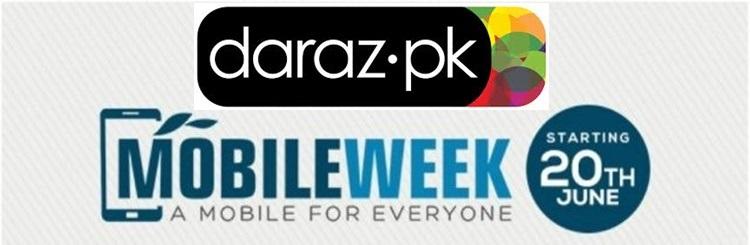 DarazMobileWeek