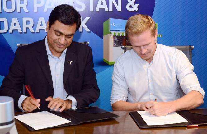 TP-Daraz Partnership